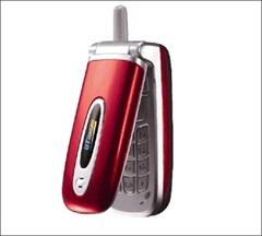 (写真1)簡易式携帯電話(PHS)の「小霊通」の機器