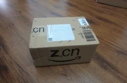 (写真1)日本でお馴染みのアマゾン(Amazon)