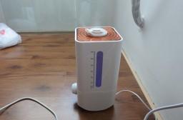(写真1)新しく購入したDEERMAの加湿器、78元(約1,500円)で購入