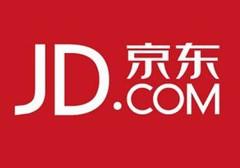(写真1)京東商城(JD.com)のロゴマーク