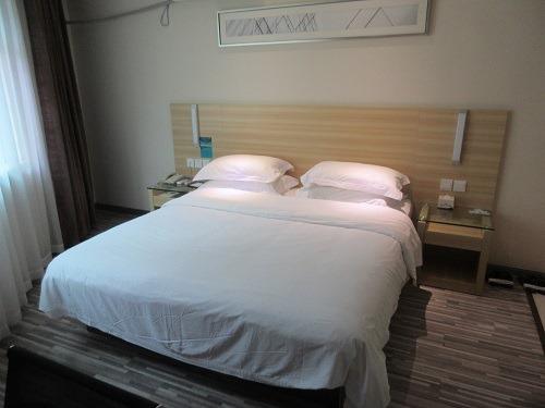 (写真3)オシャレで清潔感あふれる城市便捷酒店(CCINN)