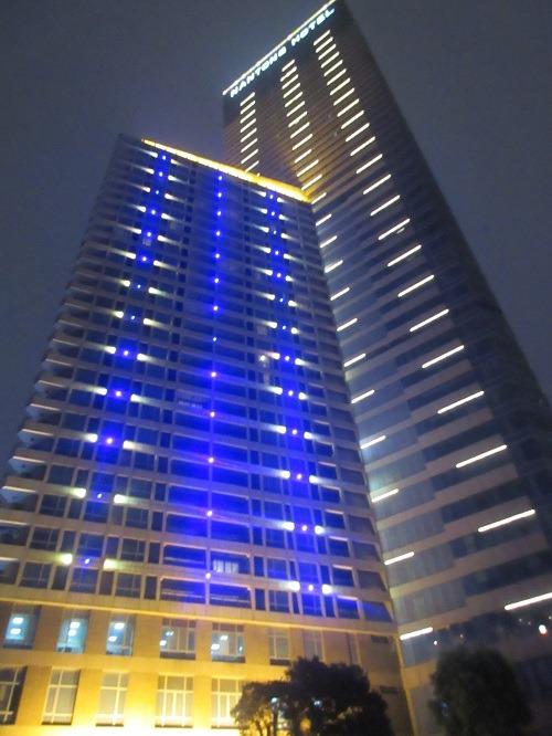 (写真5)立派な南通大飯店(サービスアパート、ホテル)(江蘇省・南通市)
