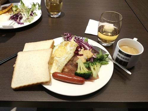 (写真5)如家精選酒店の朝食バイキング(蘇州市)
