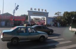 (写真1)有名な卸売市場「温州商貿城」、市内中心部から公共バスで約20分
