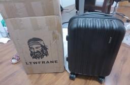 (写真1)LTWFRANE(利奥雷諾)の機内持込可能なスーツケース