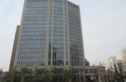 (写真1)Canon(キヤノン)サービスセンターのある城匯大厦(上海市黄浦区)